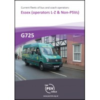 G725 Essex Part 2: L to Z and Non-PSVs