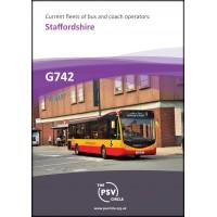 G742 Staffordshire