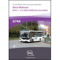 G744 West Midlands (A-WM Accessible)