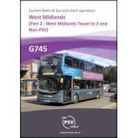 G745 West Midlands (WM Travel-Z, Non-PSV)