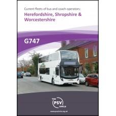 G747 Herefordshire, Shropshire & Worcestershire