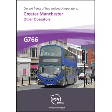 G766 Manchester Other Operators