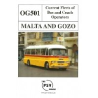 OG501 Malta & Gozo (4th edition)