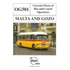 OG501 Malta & Gozo (4th edition)