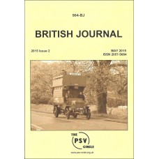 BJ904 British Journal (May 2015)