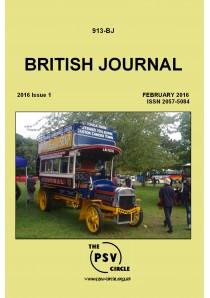 BJ913 British Journal (February 2016)