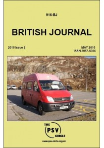 BJ916 British Journal (May 2016)
