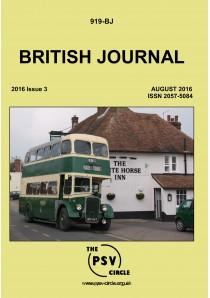 BJ919 British Journal (August 2016)