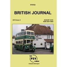 BJ919 British Journal (August 2016)