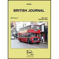 BJ940 British Journal (May 2018)