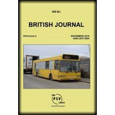 BJ958 British Journal (November 2019)