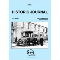 HJ908 Historic Journal (September 2015)