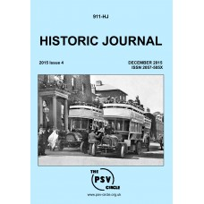 HJ911 Historic Journal (December 2015)