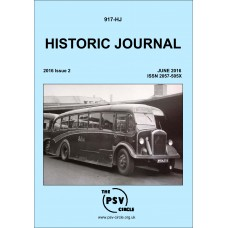 HJ917 Historic Journal (June 2016)