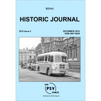 HJ923 Historic Journal (December 2016)
