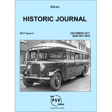 HJ935 Historic Journal (December 2017)