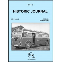 HJ941 Historic Journal (June 2018)