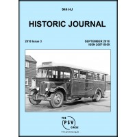 HJ944 Historic Journal (September 2018)