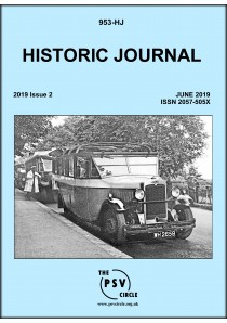 HJ953 Historic Journal (June 2019)