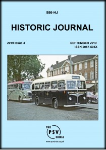 HJ956 Historic Journal (September 2019)