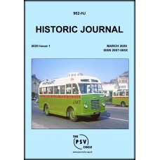 HJ962 Historic Journal (March 2020)