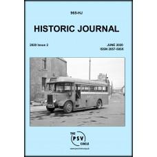 HJ965 Historic Journal (June 2020)