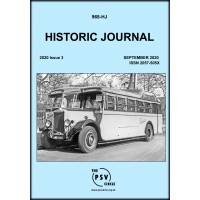 HJ968 Historic Journal (September 2020)