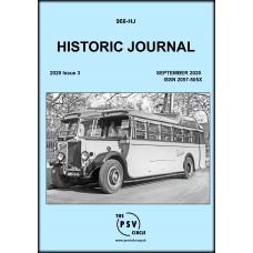 HJ968 Historic Journal (September 2020)