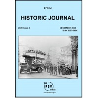 HJ971 Historic Journal (December 2020)