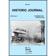 HJ971 Historic Journal (December 2020)