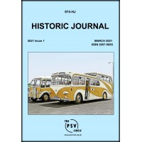 HJ974 Historic Journal (March 2021)