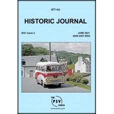 HJ977 Historic Journal (June 2021)