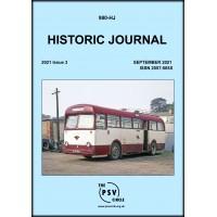 HJ980 Historic Journal (September 2021)