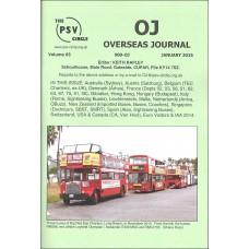 OJ900 Overseas Journal (January 2015)