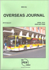 OJ903 Overseas Journal (April 2015)