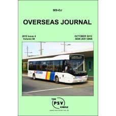 OJ909 Overseas Journal (October 2015)