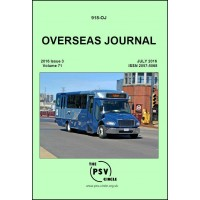 OJ918 Overseas Journal (July 2016)