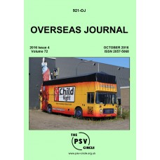 OJ921 Overseas Journal (October 2016)
