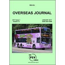 OJ924 Overseas Journal (January 2017)