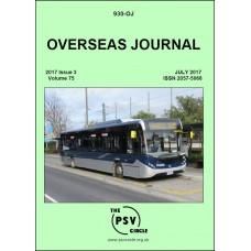 OJ930 Overseas Journal (July 2017)