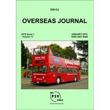 OJ936 Overseas Journal (January 2018)