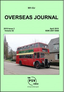 OJ951 Overseas Journal (April 2019)