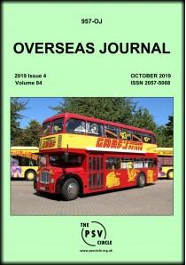 OJ957 Overseas Journal (October 2019)