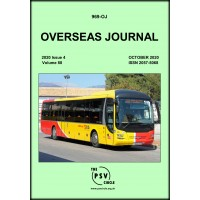 OJ969 Overseas Journal (October 2020)
