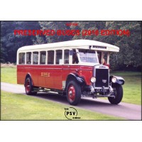 8JP100 Preserved Buses 2018 (8th Edition)
