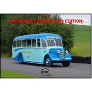 9JP100 Preserved Buses 2021 (9th Edition)