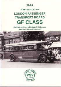 2LT4 London Transport GF Class