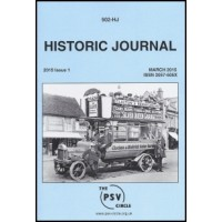 HJ902 Historic Journal (March 2015)