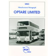 MM3 Optare - from Inception to 31 December 1996