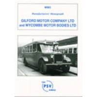 MM5 Gilford Motor Company Ltd and Wycombe Motor Bodies Ltd